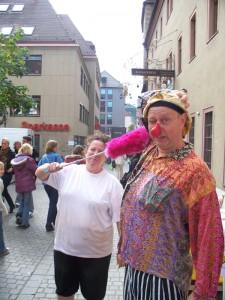Der Verein Klinikclowns Lachtränen Würzburg