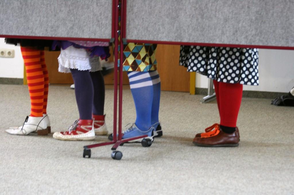 HAHAHA Akademie 2013 Clowns