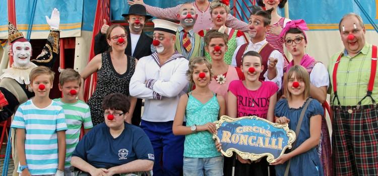 Wenn Clowns Zirkusluft schnuppern
