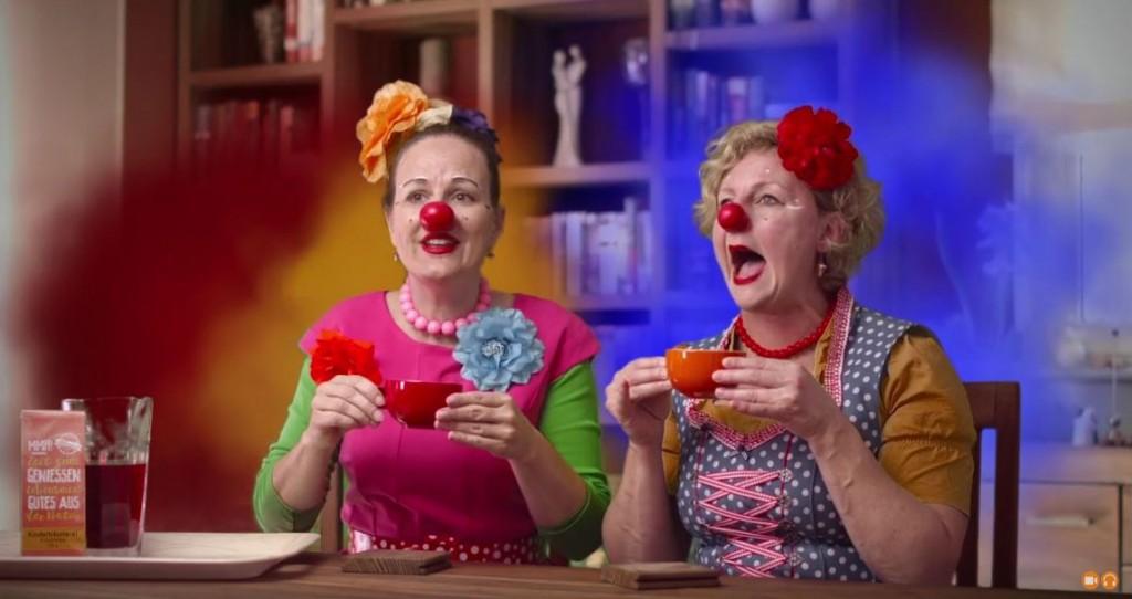 Die Sendung Mit Den Clowns - Der Teaser