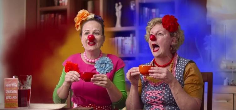 Die Sendung mit den Clowns – Der Teaser