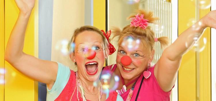 Klinikclowns – Lachen ist die beste Medizin
