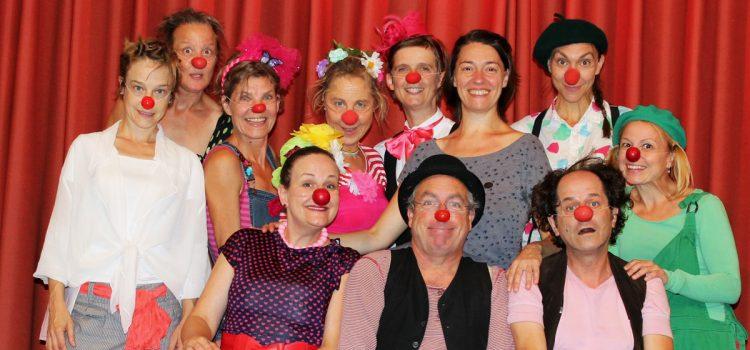 "2. Würzburger KlinikClowns Workshop – ""Lachen ist die beste Medizin"""