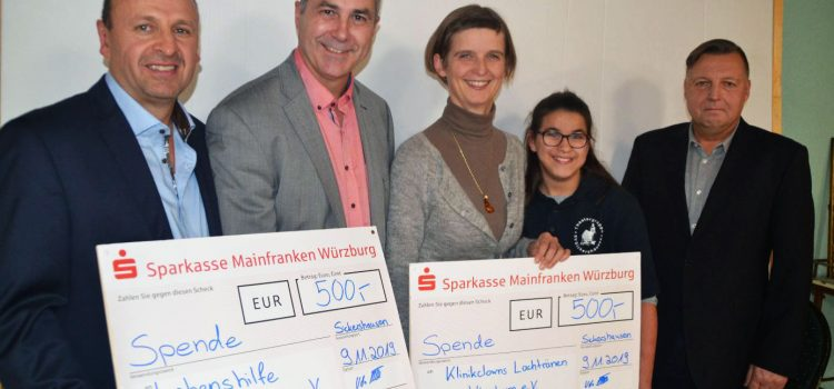 Spende an Klinikclowns Würzburg – Theaterspaß für einen guten Zweck
