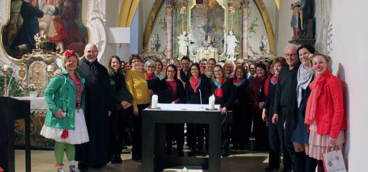 Voradventliche Musikandacht zugunsten der Klinikclowns Würzburg
