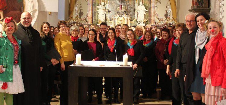 Musikandacht zugunsten der Klinikclowns Würzburg