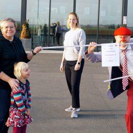 Trotz LockDown – Spendenaktion für Klinikclowns Würzburg!