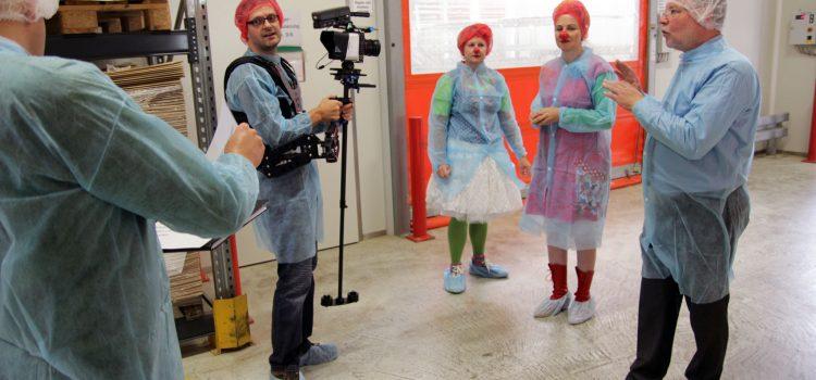 Die Sendung mit den Clowns