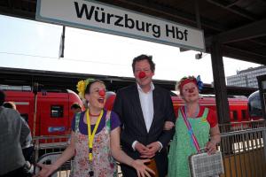Willkommen in Wuerzburg