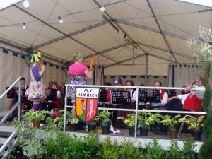 Hambach Sommerfest Initiative gegen Krebs