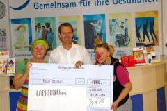 Spendenübergaben 2010