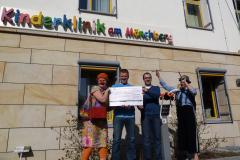 Spendenübergaben 2012