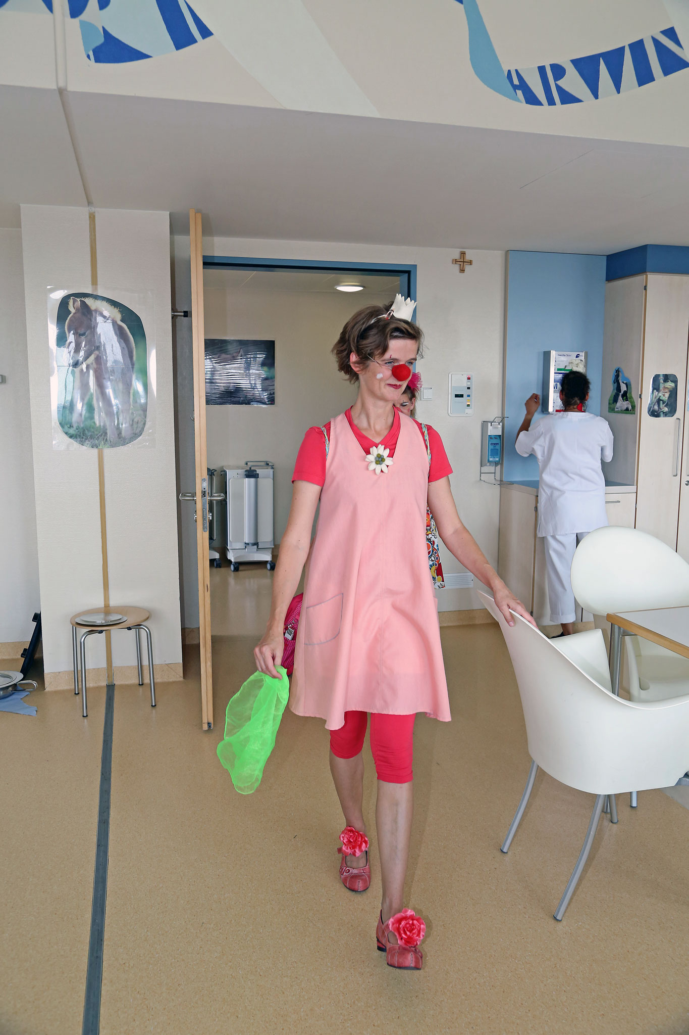 Klinikclowns-Zentrum-Operative-Medizin-ZOM-11