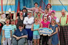 Zu Besuch beim Zirkus Roncalli